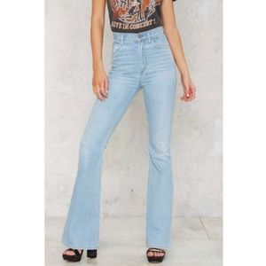 NWOT COH | Cherie High Rise Flare Jean